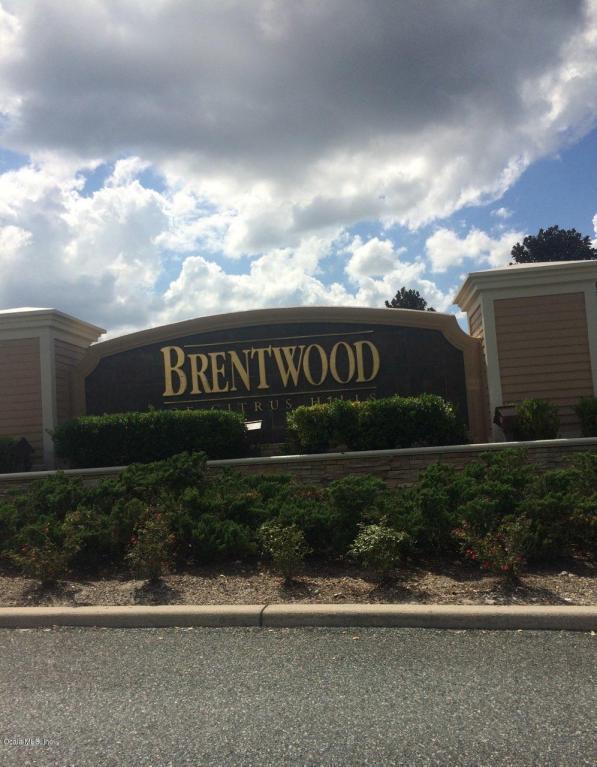 2488 N Brentwood Circle, Lecanto, FL 34461 (MLS #524524) :: Bosshardt Realty