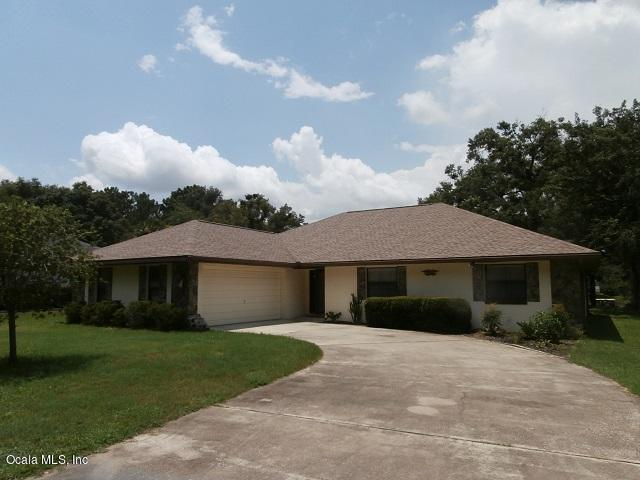 19725 SW 93 Place, Dunnellon, FL 34432 (MLS #538411) :: Realty Executives Mid Florida