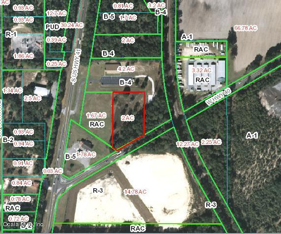 Hwy 40, Dunnellon, FL 34431 (MLS #538908) :: Thomas Group Realty