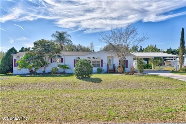 7575 E County Road 109E, Lady Lake, FL 32159 (MLS #546303) :: Bosshardt Realty