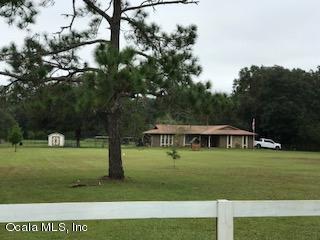 7955 E E Highway 318, Citra, FL 32113 (MLS #550667) :: Bosshardt Realty
