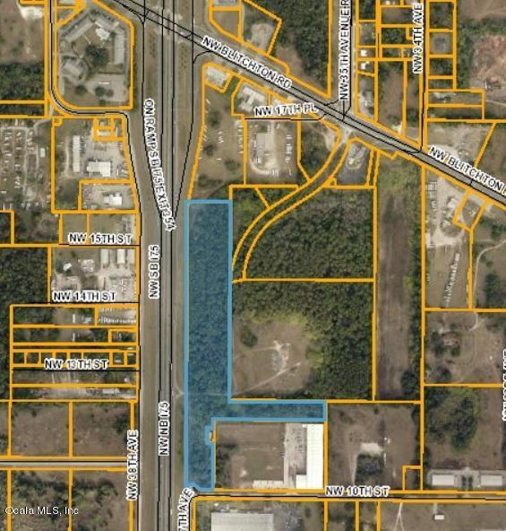 TBD NW 10th Street, Ocala, FL 34475 (MLS #558357) :: Pepine Realty