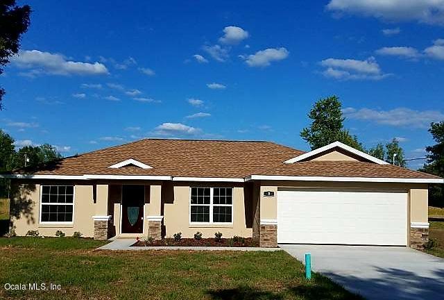 16361 SE 94th Terrace, Summerfield, FL 34491 (MLS #558725) :: Pepine Realty