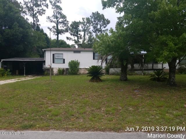 1843 SE 175th Terrace Road, Silver Springs, FL 34488 (MLS #559146) :: Bosshardt Realty