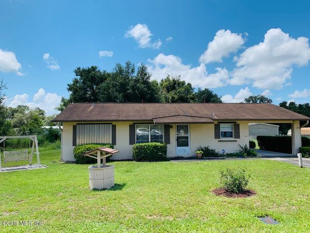 3160 SW 95th Place, Ocala, FL 34476 (MLS #559817) :: Bosshardt Realty