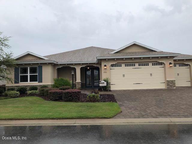 8991 SW 89th Loop, Ocala, FL 34481 (MLS #564648) :: Bosshardt Realty