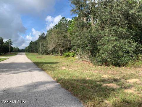 TBD SW 29TH TERRACE Road, Ocala, FL 34473 (MLS #565141) :: Bosshardt Realty