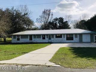 16460 NE 25th Lane, Williston, FL 32696 (MLS #569304) :: Bosshardt Realty