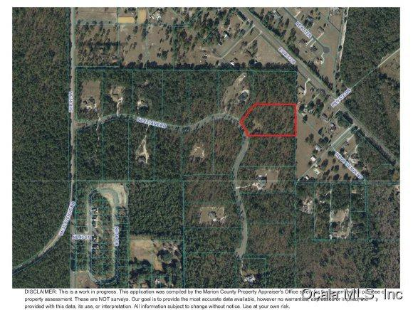 0 NE 43RD LANE Road, Ocala, FL 34488 (MLS #414490) :: Bosshardt Realty