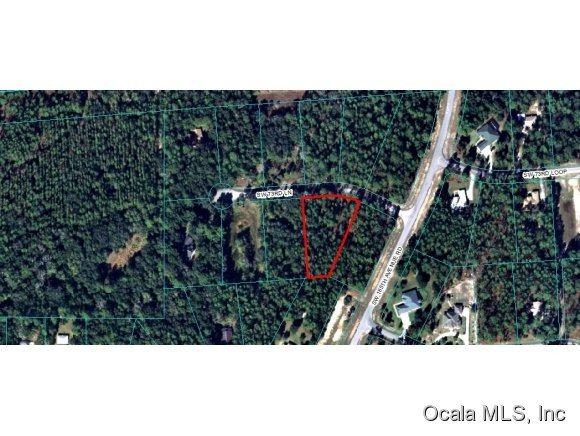 0 SW 73 Lane, Dunnellon, FL 34432 (MLS #502371) :: Bosshardt Realty