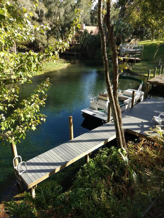 11761 Camp Drive, Dunnellon, FL 34432 (MLS #528676) :: Bosshardt Realty