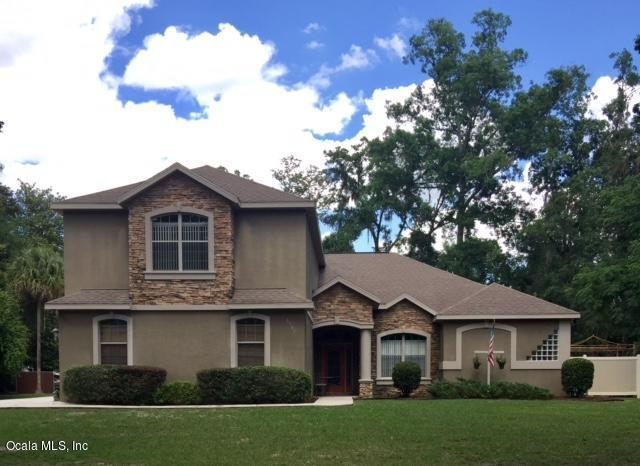 3505 SW 46th Avenue, Ocala, FL 34474 (MLS #533356) :: Bosshardt Realty