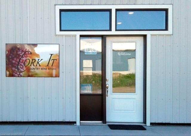 5 Industrial Avenue, Ridgetown, ON N0P 2C0 (MLS #149079) :: Sutton Group Envelope Real Estate Brokerage Inc.