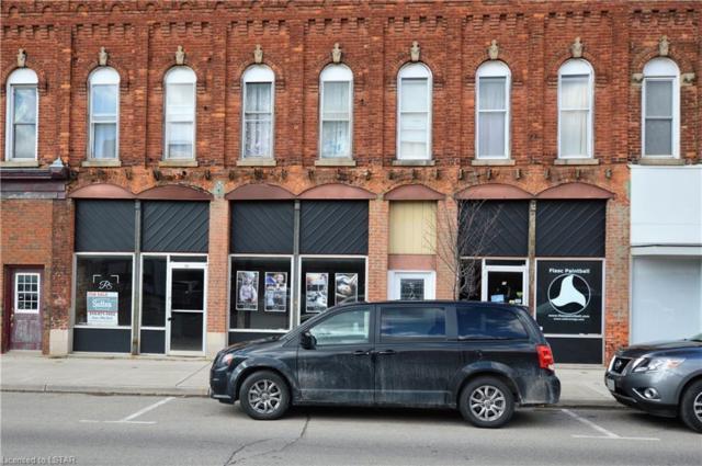 33/35 Main Street, Ridgetown, ON N0P 2C0 (MLS #175685) :: Sutton Group Envelope Real Estate Brokerage Inc.