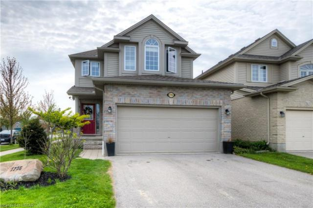 1736 Mickleborough Drive, London, ON N6G 5R7 (MLS #191412) :: Sutton Group Envelope Real Estate Brokerage Inc.