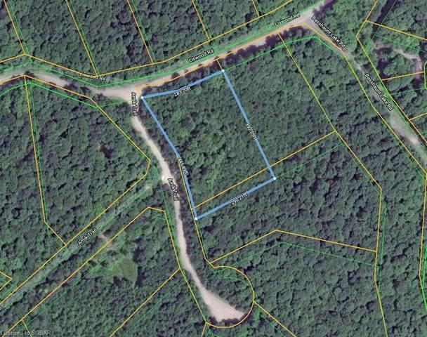 LT 140 Amik Trail, Haliburton, ON K0M 1S0 (MLS #194384) :: Forest Hill Real Estate Collingwood
