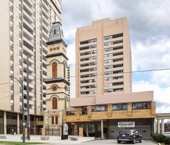 379 Dundas Street 109-110, London, ON N6B 1V5 (MLS #196732) :: Sutton Group Envelope Real Estate Brokerage Inc.