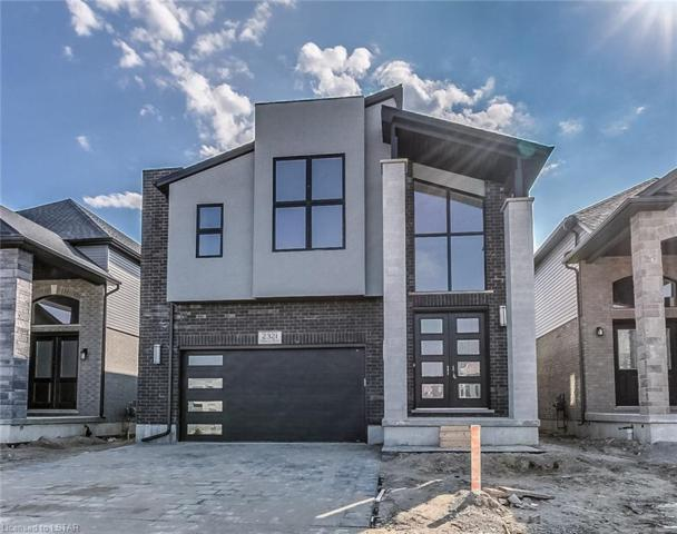 2321 Tokala Trail, London, ON N6G 0C4 (MLS #196942) :: Sutton Group Envelope Real Estate Brokerage Inc.