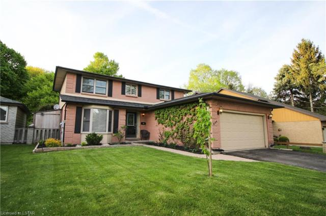 344 Castlegrove Boulevard, London, ON N6G 3X5 (MLS #197638) :: Sutton Group Envelope Real Estate Brokerage Inc.