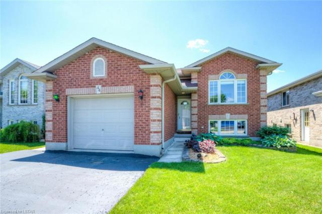 44 Donker Drive, St. Thomas, ON N5P 4J1 (MLS #201090) :: Sutton Group Envelope Real Estate Brokerage Inc.