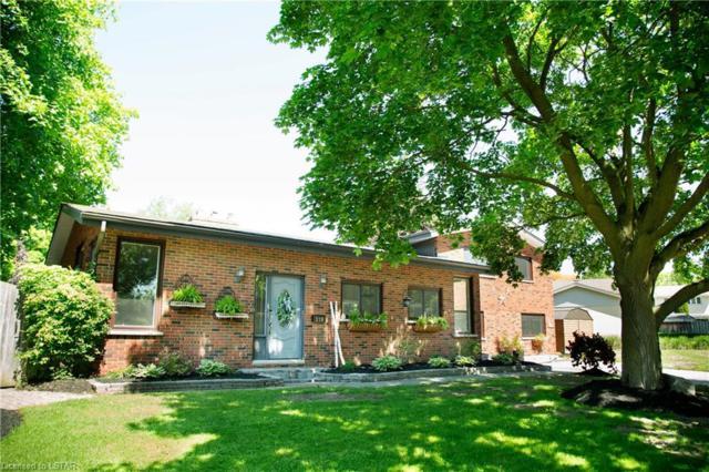230 Riverview Drive, Strathroy, ON N7G 2G5 (MLS #201300) :: Sutton Group Envelope Real Estate Brokerage Inc.