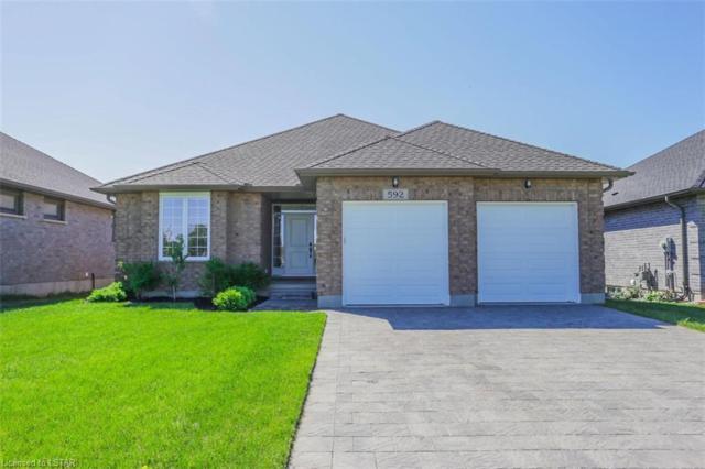 592 Bennett Crescent, Mount Brydges, ON N0L 1W0 (MLS #202042) :: Sutton Group Envelope Real Estate Brokerage Inc.
