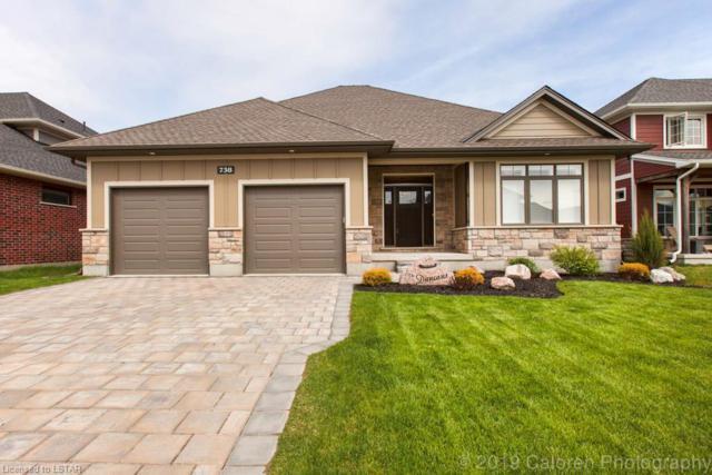 738 Radisson Lane, Mount Brydges, ON N0L 1W0 (MLS #202645) :: Sutton Group Envelope Real Estate Brokerage Inc.