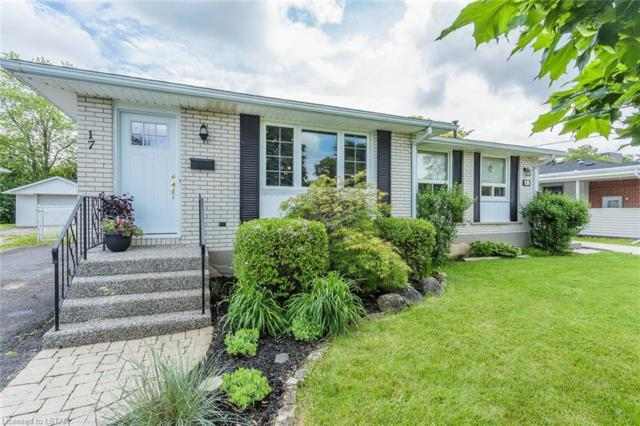 17 Gregory Place, St. Thomas, ON N5R 4S4 (MLS #202797) :: Sutton Group Envelope Real Estate Brokerage Inc.