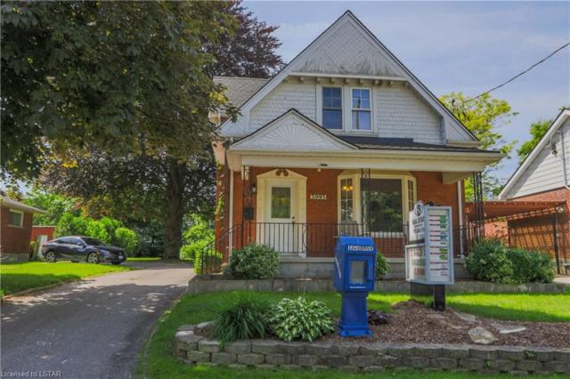 3995 Hamilton Road, Dorchester, ON N0L 1G2 (MLS #203639) :: Sutton Group Envelope Real Estate Brokerage Inc.