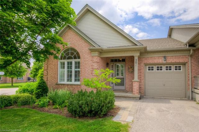 2025 Meadowgate Boulevard #201, London, ON N6M 1K9 (MLS #203848) :: Sutton Group Envelope Real Estate Brokerage Inc.