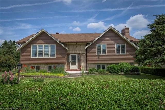 174 Sherwood Crescent, Dorchester, ON N0L 1G3 (MLS #204040) :: Sutton Group Envelope Real Estate Brokerage Inc.