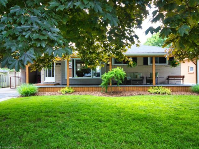 131 Oakwood Drive, Dorchester, ON N0L 1G3 (MLS #204728) :: Sutton Group Envelope Real Estate Brokerage Inc.