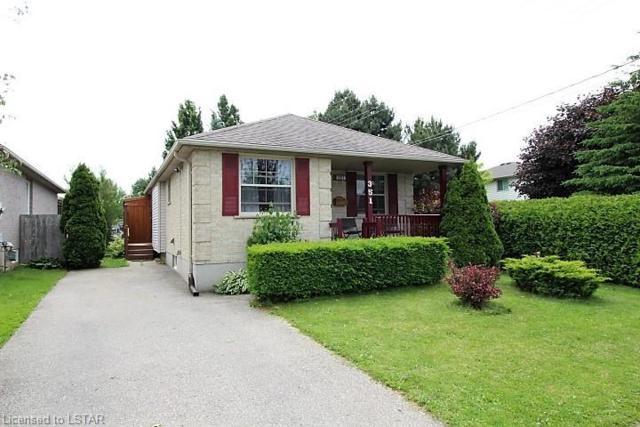 351 Chestnut Street, St. Thomas, ON N5R 6B9 (MLS #204970) :: Sutton Group Envelope Real Estate Brokerage Inc.