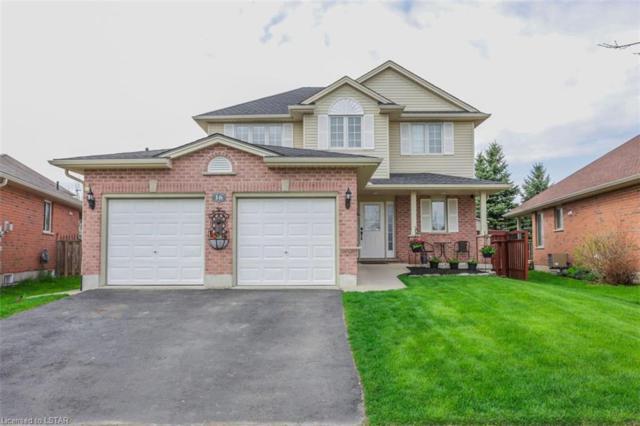 16 Hickory Lane, St. Thomas, ON N5R 6K8 (MLS #205131) :: Sutton Group Envelope Real Estate Brokerage Inc.