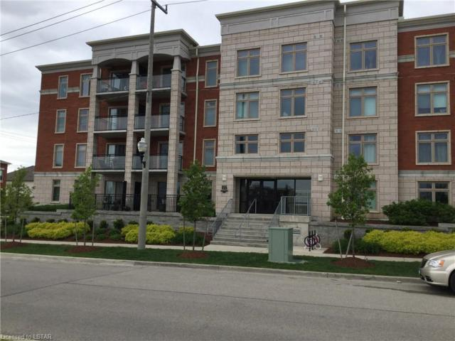 155 Commonwealth Street #310, Kitchener, ON N2E 0G5 (MLS #205227) :: Sutton Group Envelope Real Estate Brokerage Inc.