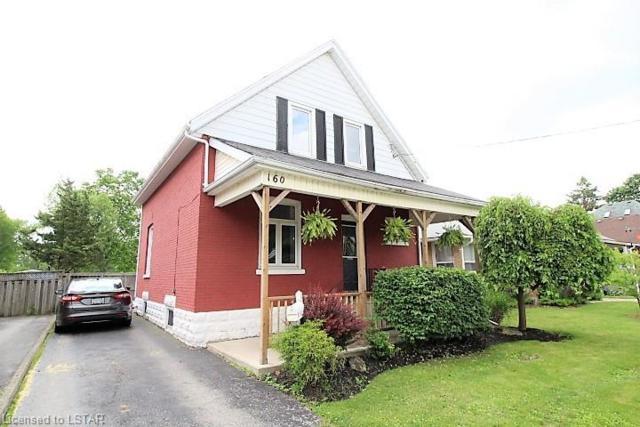 160 Wilson Avenue, St. Thomas, ON N5R 3R3 (MLS #205228) :: Sutton Group Envelope Real Estate Brokerage Inc.