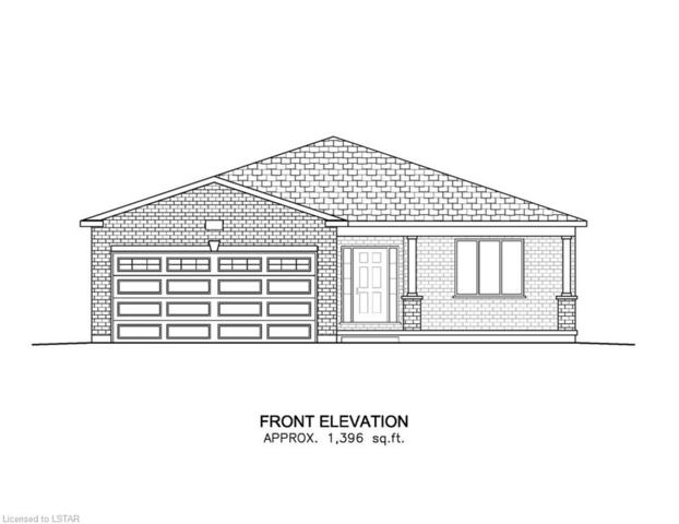 LOT 1 Tanya Drive, Glencoe, ON N0L 1M0 (MLS #210240) :: Sutton Group Envelope Real Estate Brokerage Inc.