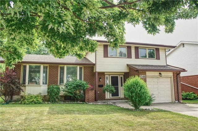 1546 Hastings Drive, London, ON N5X 1B4 (MLS #210469) :: Sutton Group Envelope Real Estate Brokerage Inc.