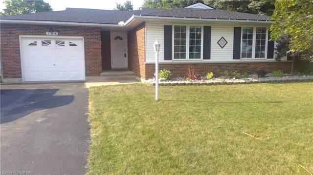 158 Byron Avenue, Dorchester, ON N0L 1G3 (MLS #214943) :: Sutton Group Envelope Real Estate Brokerage Inc.