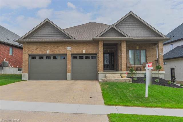 1120 Cranbrook Road, London, ON N6K 0G7 (MLS #215160) :: Sutton Group Envelope Real Estate Brokerage Inc.