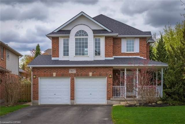 827 Crestview Crescent, London, ON N6K 4W3 (MLS #215224) :: Sutton Group Envelope Real Estate Brokerage Inc.
