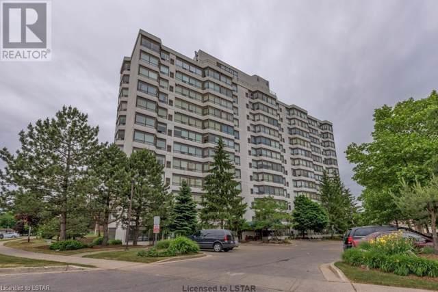 744 Wonderland Road S #803, London, ON N6K 4K3 (MLS #215261) :: Sutton Group Envelope Real Estate Brokerage Inc.