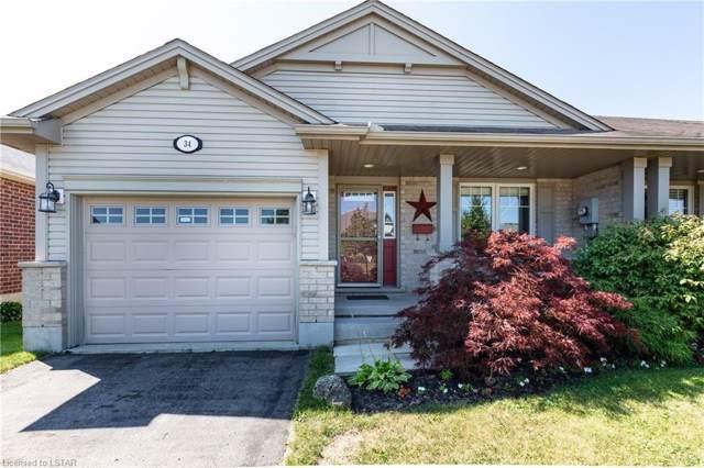 34 Barrett Crescent, St. Thomas, ON N5R 0A6 (MLS #215289) :: Sutton Group Envelope Real Estate Brokerage Inc.