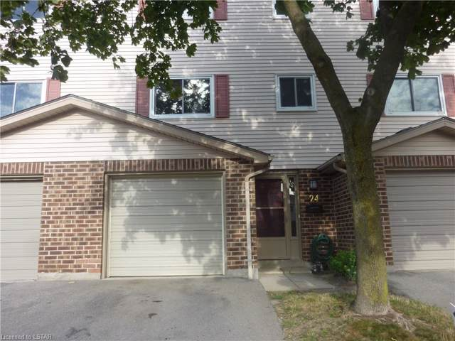 450 Pond Mills Road #24, London, ON N5Z 4X2 (MLS #215434) :: Sutton Group Envelope Real Estate Brokerage Inc.