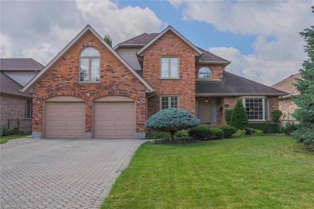 49 Valleyview Crescent, Dorchester, ON N0L 1G3 (MLS #215534) :: Sutton Group Envelope Real Estate Brokerage Inc.