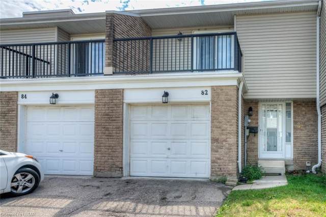 590 Millbank Drive #82, London, ON N6E 2H2 (MLS #215542) :: Sutton Group Envelope Real Estate Brokerage Inc.