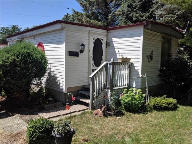 9839 Lakeshore Road #12, Lambton Shores, ON N0M 1T0 (MLS #215658) :: Sutton Group Envelope Real Estate Brokerage Inc.