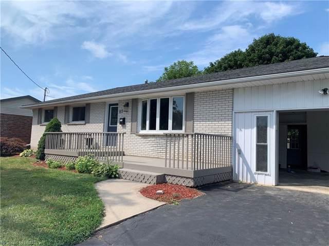 63 Lois Avenue, St. Thomas, ON N5R 5A3 (MLS #215858) :: Sutton Group Envelope Real Estate Brokerage Inc.