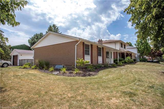 452 Eaton Park Drive, London, ON N6J 1X2 (MLS #215935) :: Sutton Group Envelope Real Estate Brokerage Inc.