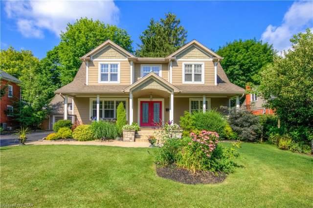 176 Woodworth Avenue, St. Thomas, ON N5P 3K7 (MLS #216265) :: Sutton Group Envelope Real Estate Brokerage Inc.